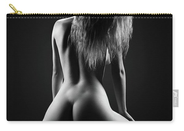 Nude Woman Bodyscape 32 Carry-all Pouch