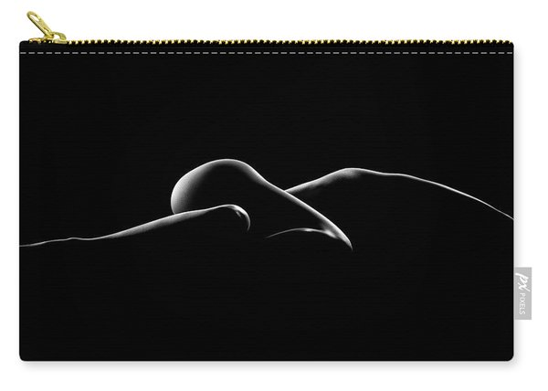 Nude Woman Bodyscape 7 Carry-all Pouch