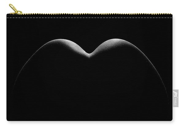 Nude Woman Bodyscape 8 Carry-all Pouch
