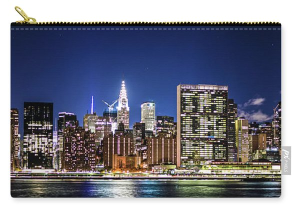 Nyc Nightshine Carry-all Pouch