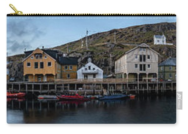 Nyksund Vesteralen Carry-all Pouch