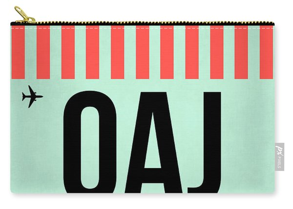 Oaj Jacksonville Luggage Tag I Carry-all Pouch