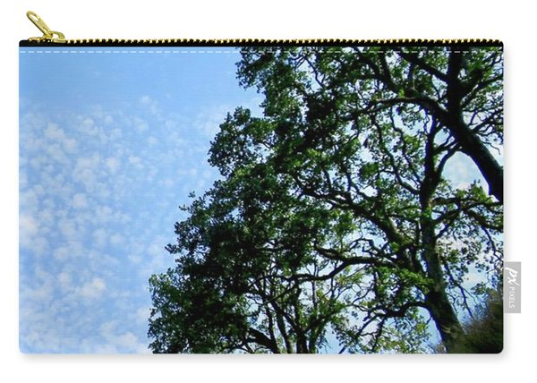 Oaks And Sky Carry-all Pouch