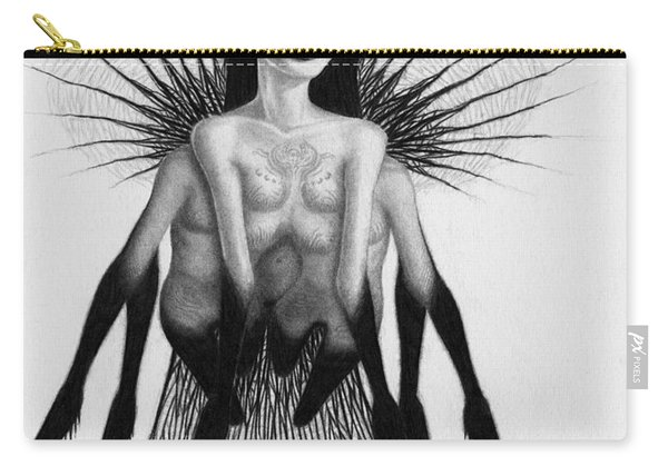 Oblivion Queen - Artwork Carry-all Pouch