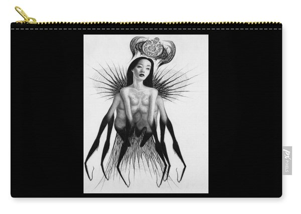 Oblivion Queen - Artwork Carry-all Pouch