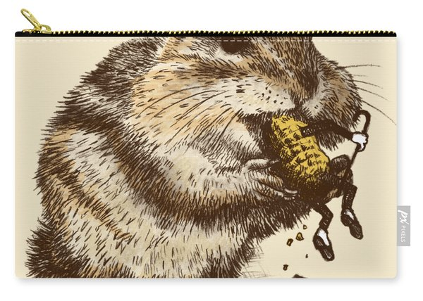 Occupational Hazard Carry-all Pouch
