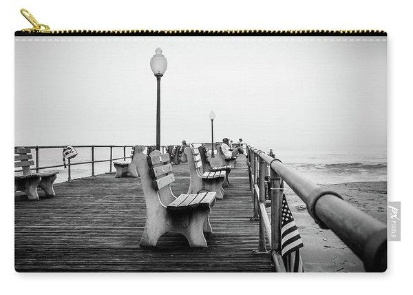 Ocean Grove Pier 2 Carry-all Pouch