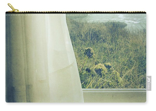 Ocean View Out Widow Carry-all Pouch