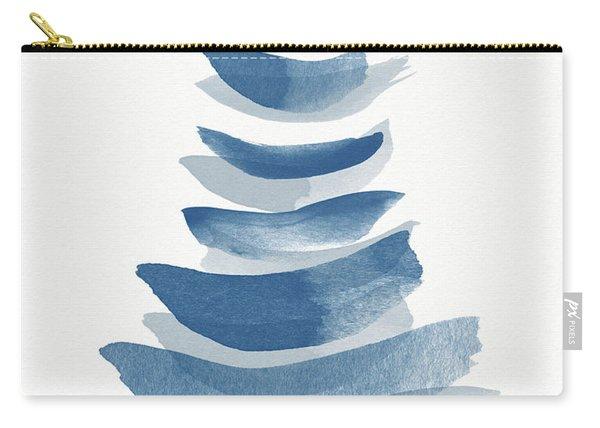 Ocean Zen 2 - Art By Linda Woods Carry-all Pouch