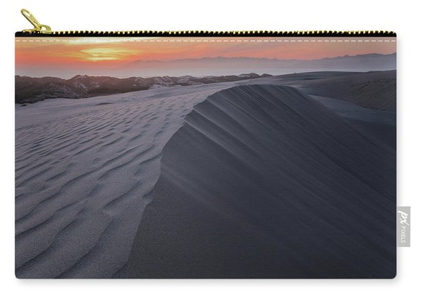Oceano Dunes Sunset Carry-all Pouch