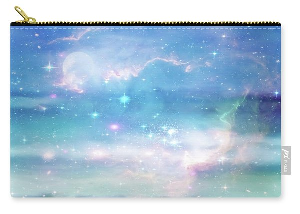 Oceans In The Heavens Carry-all Pouch