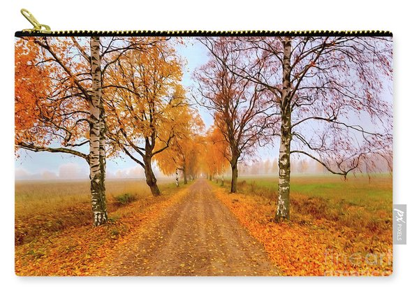 October Morning 6 Carry-all Pouch