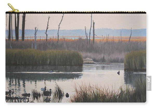 October Reflections Carry-all Pouch