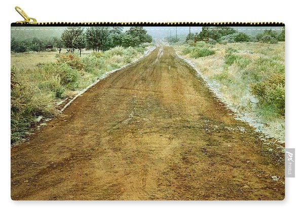 Ode To Country Roads Carry-all Pouch