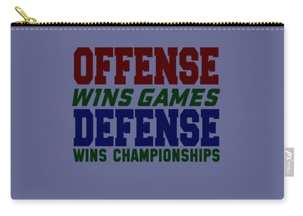 Offence Defense Carry-all Pouch