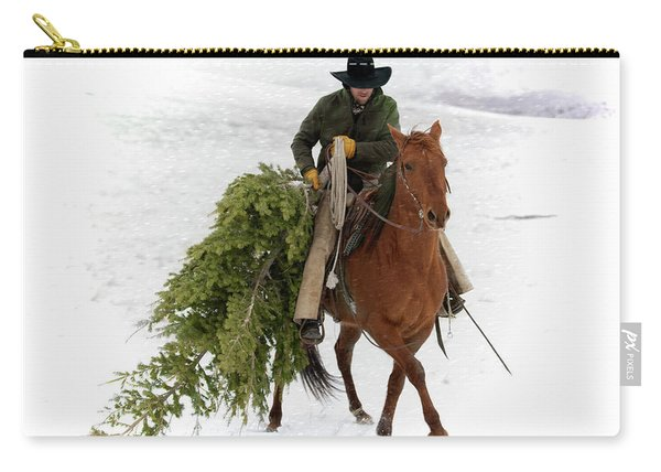 Oh, Christmas Tree Carry-all Pouch