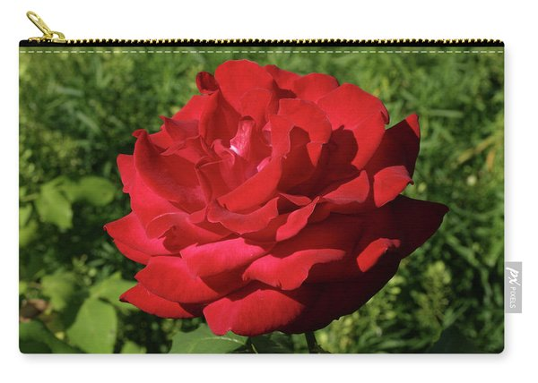 Oh The Blood Red Rose Carry-all Pouch