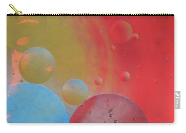 Oil And Color Carry-all Pouch