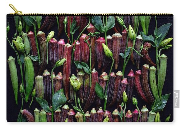 Okra Colors Carry-all Pouch