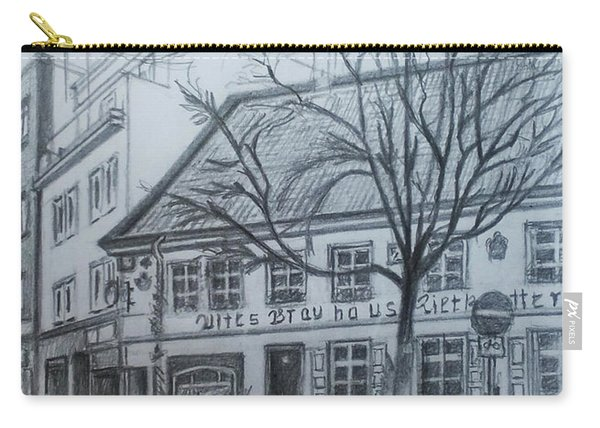 Old Brewery Rietkotter- Bochum Carry-all Pouch