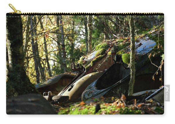Old Cars Carry-all Pouch
