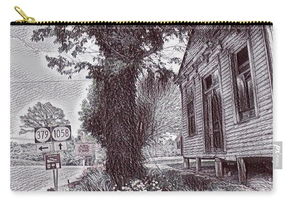Old Creelsboro General Store Carry-all Pouch