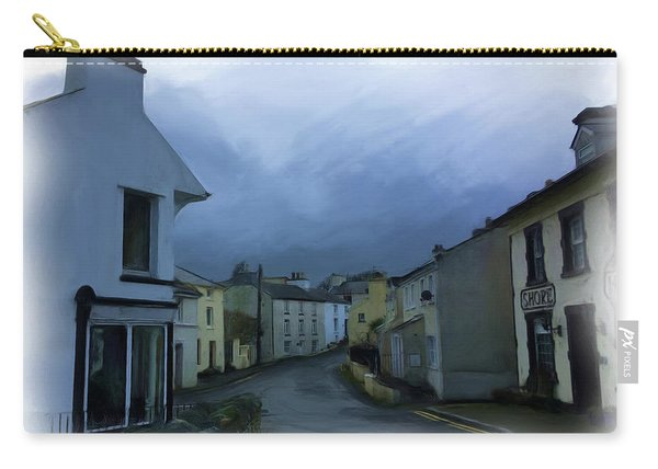 Old Laxey Village 1 Carry-all Pouch