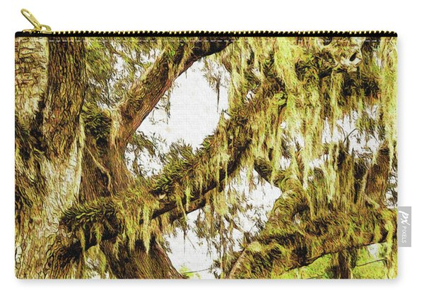 Old Mossy Oaks Carry-all Pouch