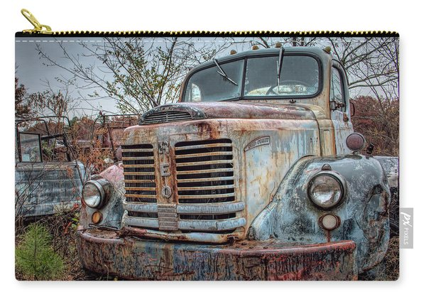 Old Reo Gold Comet Carry-all Pouch