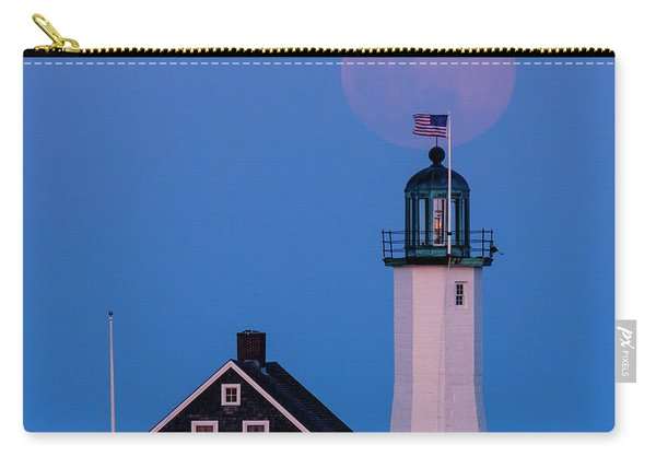 Old Scituate Light Carry-all Pouch