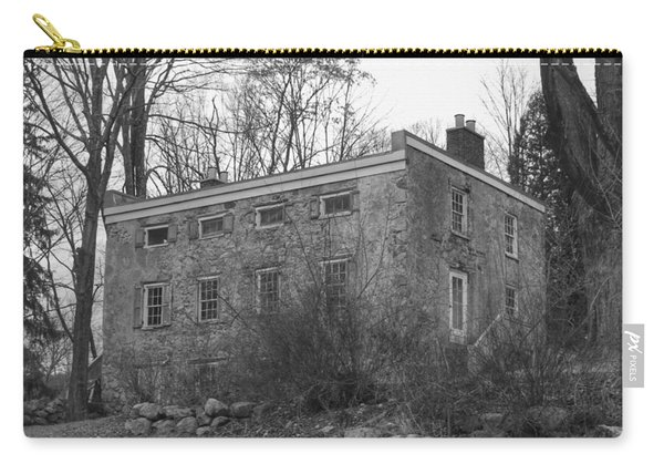 Old Stone House - Waterloo Village Carry-all Pouch