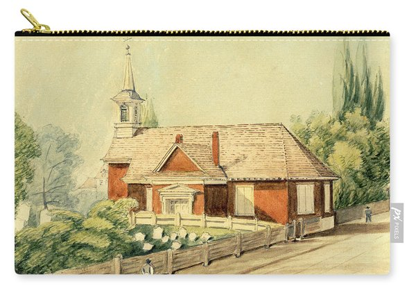 Old Swedes' Church, Southwark, Philadelphia Carry-all Pouch