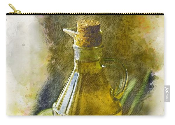 Olive Oil Carry-all Pouch