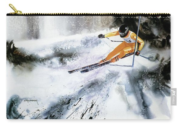 Olympic Downhill Carry-all Pouch