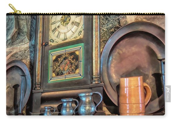 On The Mantle Carry-all Pouch
