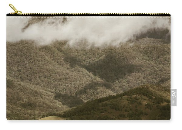 Oncoming Rains Carry-all Pouch