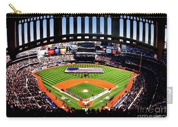 Opening Day Yankee Stadium Carry-all Pouch