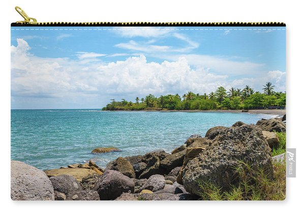 Orange Bay In Portland Jamaica Carry-all Pouch
