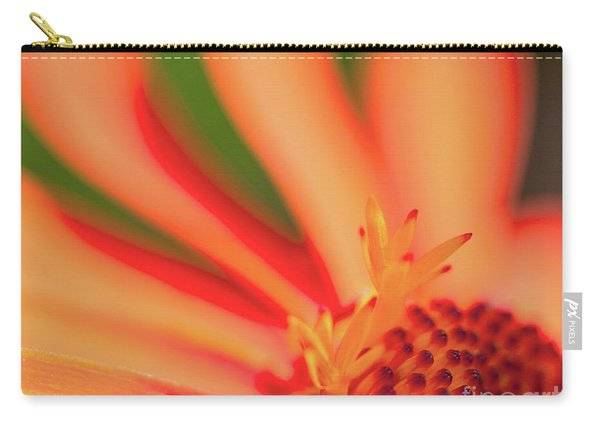 Orange Sunshine Carry-all Pouch