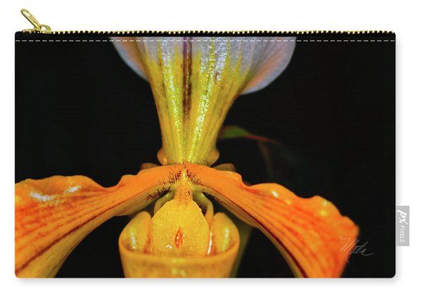 Orchid Study Five Carry-all Pouch