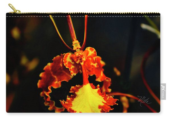 Orchid Study Four Carry-all Pouch
