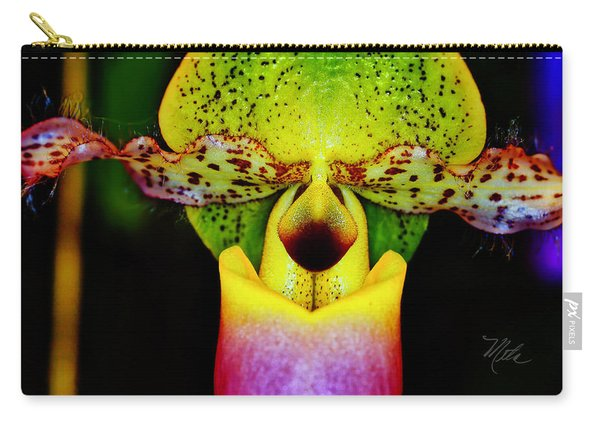 Orchid Study One Carry-all Pouch