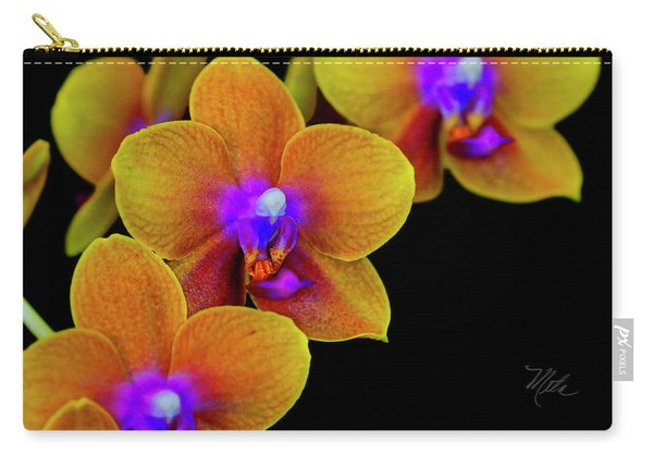 Orchid Study Ten Carry-all Pouch