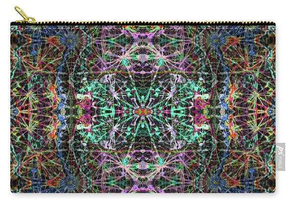 Fractal Organelles, No. 1 Carry-all Pouch