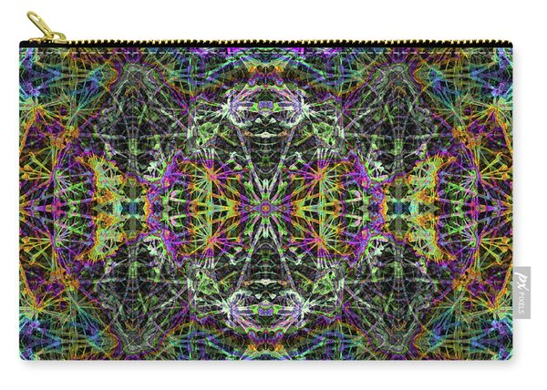 Fractal Organelles, No. 2 Carry-all Pouch