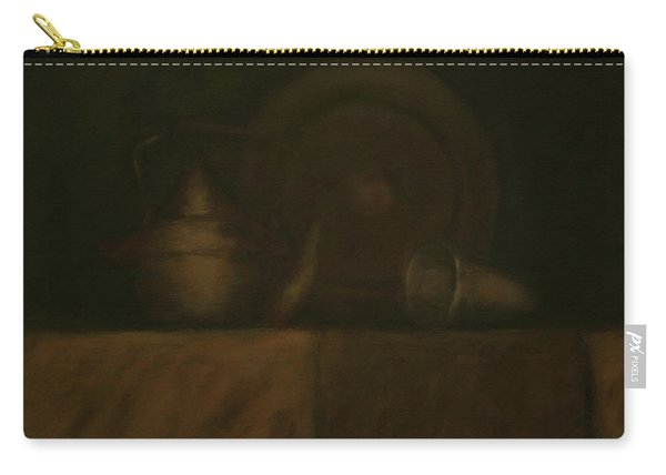 Oriental Still Life Carry-all Pouch