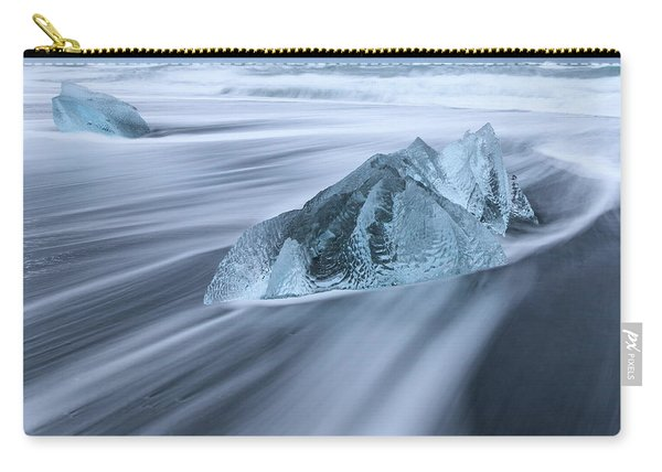 Ornate Ice Carry-all Pouch