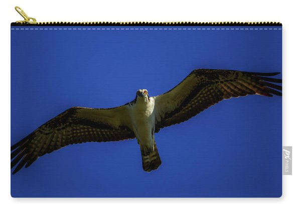 Osprey Glide In Blue Carry-all Pouch