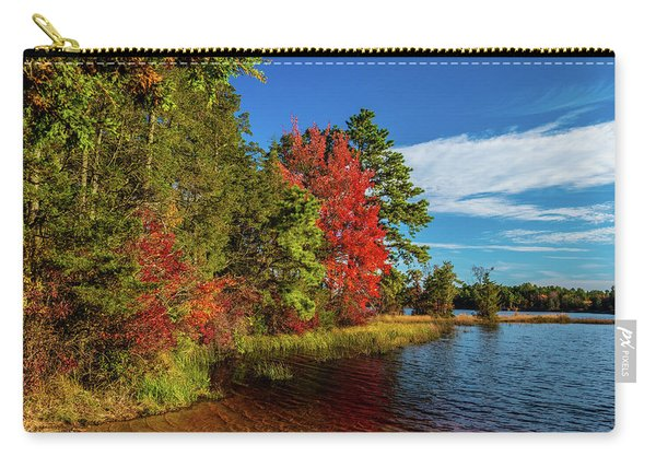 Oswego Lake Pinelands Carry-all Pouch