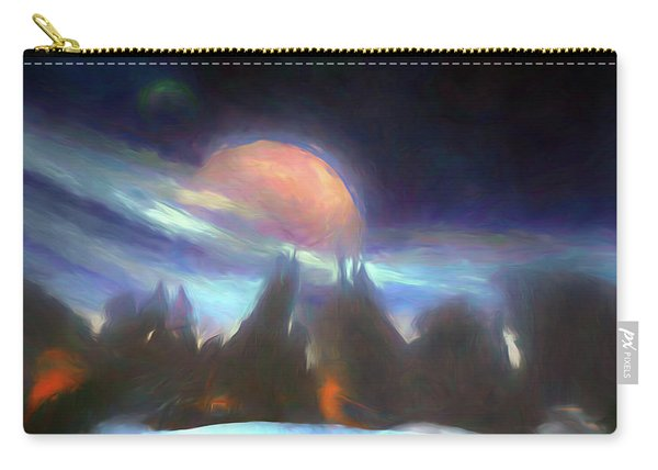 Other Worlds II Carry-all Pouch
